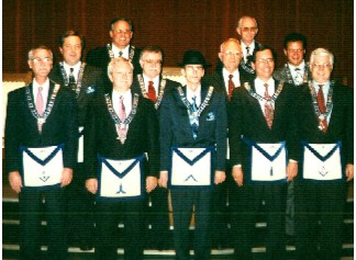 1999 Officers